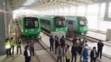 Các đoàn tàu của đường sắt Cát Linh - Hà Đông đã được kiểm định và cấp giấy chứng nhận