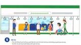 Những điều hành khách cần biết khi sử dụng tuyến đường sắt đô thị số 2A, Cát Linh - Hà Đông