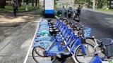 TP Hồ Chí Minh: Thí điểm xe đạp công cộng giá 10.000 đồng/giờ
