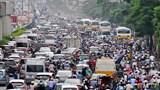 Hà Nội nỗ lực kéo giảm ùn tắc giao thông
