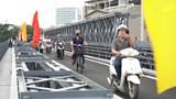 TP Hồ Chí Minh chính thức thông xe cầu thép An Phú Đông