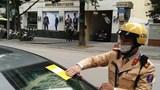 Hà Nội: Xử lý nghiêm tình trạng bật đèn cảnh báo để ''tránh né'' phạt nguội