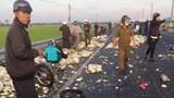 Tai nạn giao thông kinh hoàng trên tuyến tránh quốc lộ 91