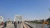 Từ 0 giờ ngày mai (14/1), cấm người và phương tiện lưu thông qua cầu Rào