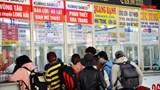 TP Hồ Chí Minh: Nhiều nhà xe ''cháy vé'' trong dịp Tết Tân Sửu