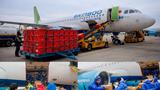 """Bamboo Airways được vinh danh trong sự kiện """"Sức mạnh nhân đạo 2021"""""""