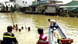 Chìm ghe sông Ba Láng làm 1 người chết