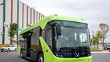 Hà Nội đề xuất phát triển vận tải hành khách công cộng bằng xe buýt điện