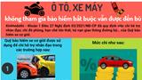 [Infographic] Ô tô, xe máy không tham gia bảo hiểm bắt buộc vẫn được đền bù