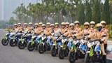 Kiểm tra công tác đảm bảo an toàn giao thông bảo vệ Đại hội XIII của Đảng