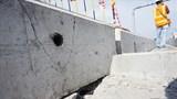 TP Hồ Chí Minh: Đề nghị tạm dừng kéo cáp ở vị trí xảy ra sự cố tại Metro số 1