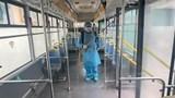 Hà Nội: Sẽ từ chối phục vụ nếu hành khách không đeo khẩu trang trên xe
