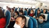 Thông báo khẩn tìm người đi cùng chuyến bay VN213 liên quan ca mắc Covid-19