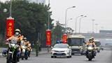 Bảo đảm trật tự, an toàn giao thông dịp Đại hội Đảng: Tuyệt đối an toàn và thông suốt