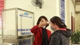 Lãnh đạo Sở Giao thông kiểm tra công tác phòng dịch Covid-19 tại bến xe Gia Lâm