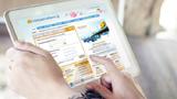 Lượng khách đặt vé Vietnam Airlines tăng trở lại