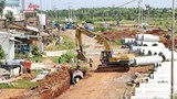 """Gỡ """"nút thắt"""" dự án xây dựng cầu vượt nút giao ngã tư Dầu Giây"""
