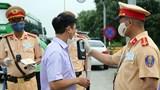 Cục Cảnh sát giao thông bố trí 5 tổ công tác bảo đảm an toàn giao thông tại Thủ đô
