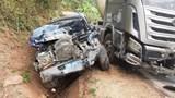 Thông tin mới vụ xe biển xanh gây tai nạn giao thông ở Sơn La