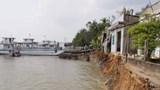 Tai nạn hy hữu, 10 hành khách rơi xuống sông Hậu