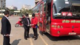 Bến xe phải đảm bảo phòng chống dịch tốt nhất khi người dân trở lại Thủ đô sau nghỉ Tết