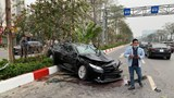 Hà Nội: Tai nạn liên hoàn trên đường Võ Chí Công