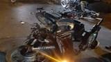 Hai xe máy đâm nhau với tốc độ cao, người chết, người nguy kịch