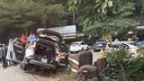 Tai nạn giao thông mới nhất hôm nay 25/2: Ô tô mất lái trên đèo Bảo Lộc, cả gia đình gặp nạn