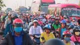 Hạ tầng giao thông TP Hồ Chí Minh thiếu vốn, nhiều dự án bị chậm tiến độ