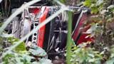 Tuyên Quang: Xe khách lao xuống vực, 2 người thương vong