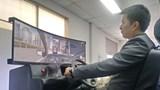Lùi thời gian học và thi lái xe bằng phần mềm mô phỏng đến hết năm 2021