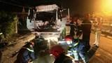 Tai nạn giao thông mới nhất hôm nay 28/2: Xe tải húc đuôi phương tiện dừng ven đường, 3 người thương vong