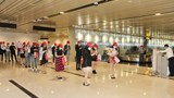 Chuyến bay đầu tiên đã hạ cánh xuống sân bay Vân Đồn