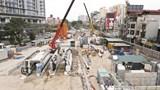 Đường sắt Nhổn - Ga Hà Nội: Đoạn ngầm vẫn vướng giải phóng mặt bằng