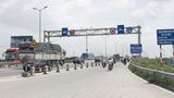 Hạ tốc độ tối đa với ô tô lưu thông trên cầu Thanh Trì xuống 60km/h từ 16/3
