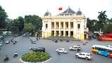 Hà Nội: Thí điểm tổ chức lại giao thông Quảng trường Cách mạng Tháng Tám