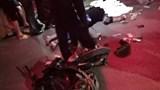 Nam thanh niên tử vong sau va chạm với xe bồn chở bê tông