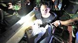 Hà Tĩnh: Bắt thanh niên chở cả bao tải ma túy bằng xe máy