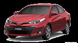 """""""Ông vua"""" doanh số Toyota Vios lại tiếp tục đánh mất vị thế"""