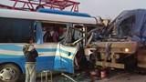Tai nạn giao thông mới nhất hôm nay 16/3: Xe khách tông đuôi xe đầu kéo, 2 người chết, 20 người bị thương