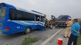 Nghệ An: Tạm giữ hình sự tài xế xe khách gây tai nạn nghiêm trọng khiến 2 người chết