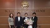 Trao quyết định bổ nhiệm ông Trần Hữu Bảo giữ chức Phó Giám đốc Sở Giao thông vận tải Hà Nội