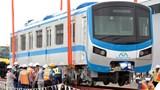 TP Hồ Chí Minh: Đề xuất dùng vật liệu trong nước làm Metro số 1