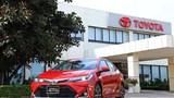 Triệu hồi xe Toyota Corolla Altis do lỗi bơm nhiên liệu
