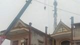 Hà Tĩnh: Ngang nhiên làm nhà trên chỉ giới hành lang quốc lộ
