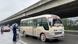 Hà Nội: Phạt gần 500 xe khách trên tuyến Vành đai 3