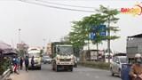 Sóc Sơn: Nhếch nhác nút giao Quốc lộ 2 với cao tốc Nội Bài - Lào Cai