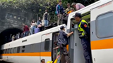 Hàng chục người thiệt mạng trong vụ tàu hỏa trật bánh ở Đài Loan