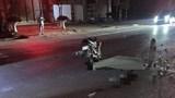Ba xe máy va chạm liên hoàn, 4 người thương vong