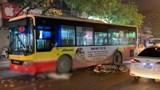 Nam thanh niên tử vong sau va chạm xe buýt